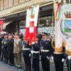 Festa delle Forze Armate ad Avellino, la fotogallery della sfilata del 4 Novembre