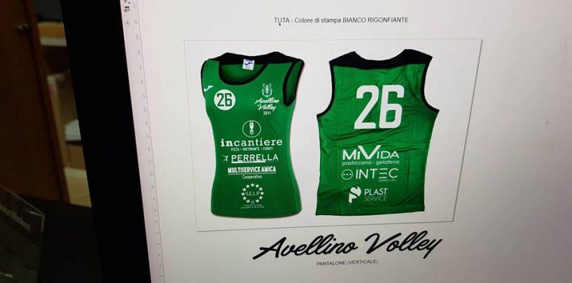 Serie C femminile, l'Avellino Volley a Saviano con la nuova divisa