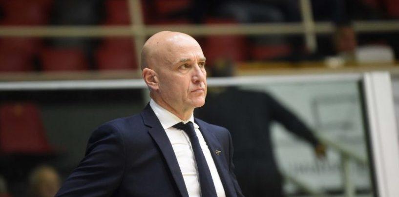 """Vucinic guarda avanti: """"Ventspils ha meritato, grazie al Del Mauro per gli applausi"""""""