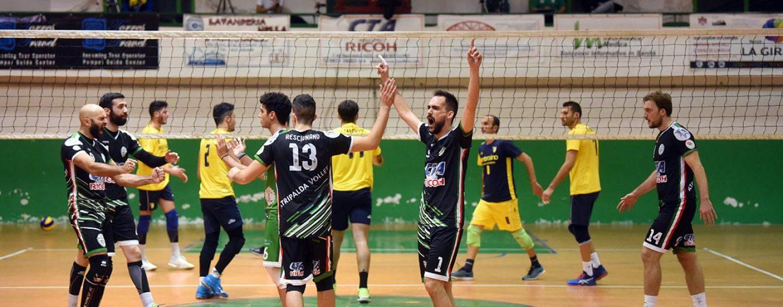 L'Atripalda Volleyball è viva: 3-0 scacciacrisi all'Ischia