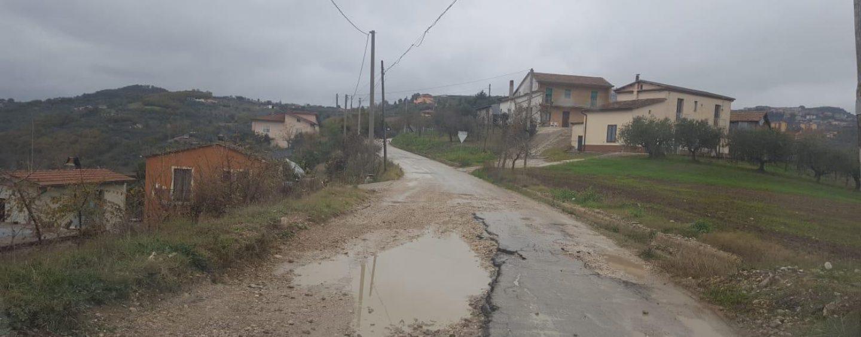 """Ariano, svolta per Contrada Creta. De Luca: """"Presto partiranno i lavori"""""""