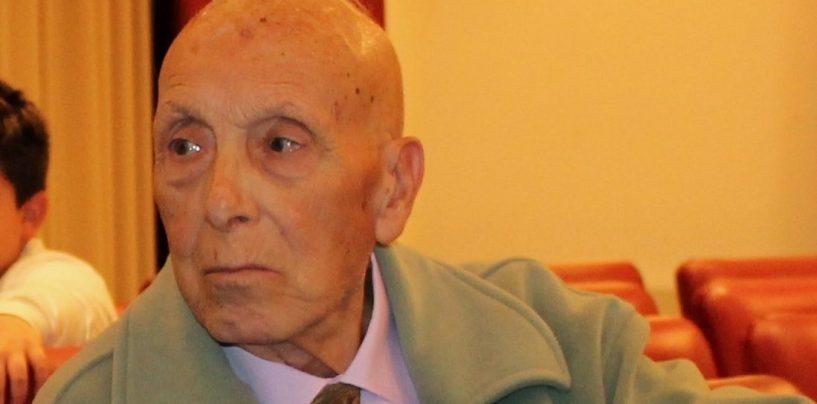 Lutto Ance, addio al presidente onorario Alessandro Lazzerini