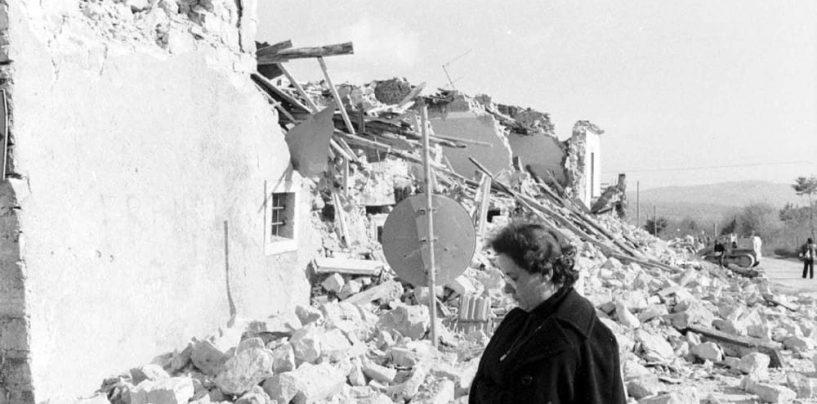 Terremoto in Irpinia, stasera special del Tg2 con Maria Concetta Mattei