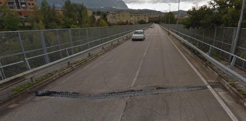 Quattrograna, via ai lavori di messa in sicurezza del viadotto di via Acciani