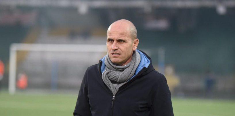 """Rigori negati, Bucaro: """"Fanno i fenomeni perché siamo l'Avellino"""""""