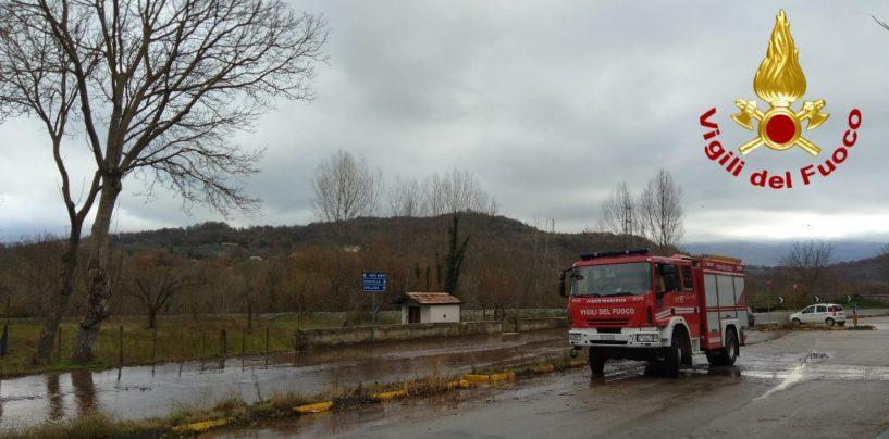 Inferno di acqua a Cassano: 87 comuni in allarme, scuole chiuse in Irpinia
