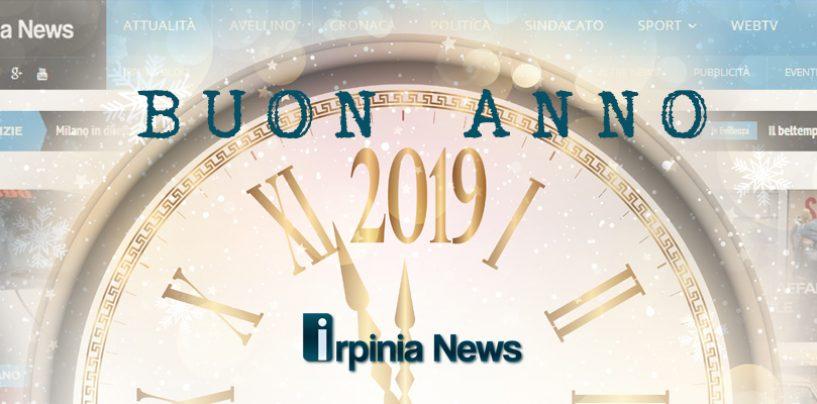 Auguri di Buon Anno Nuovo dalla redazione di Irpinianews