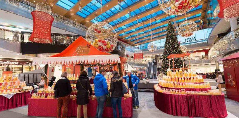 Natale, un affare da 144 milioni per quasi 3mila imprese