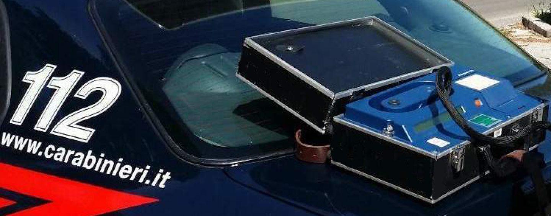Ubriaco al volante: scatta la denuncia per un uomo di Venticano