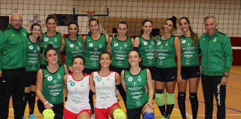 Volley, salva l'Avellino che vince in casa contro l'Alma