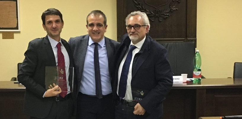 """Pratola Serra nel Mondo"": il premio 2018 a Raffaele De Palma e Angelo Fontana"