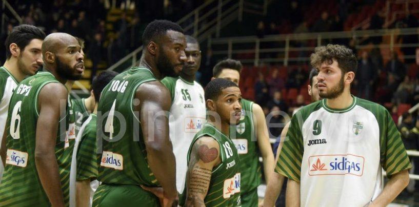 """Basket, Sidigas si prepara per il match contro il Ventspils. Cavaliere: """"Cercheremo di giocare una grande partita"""""""