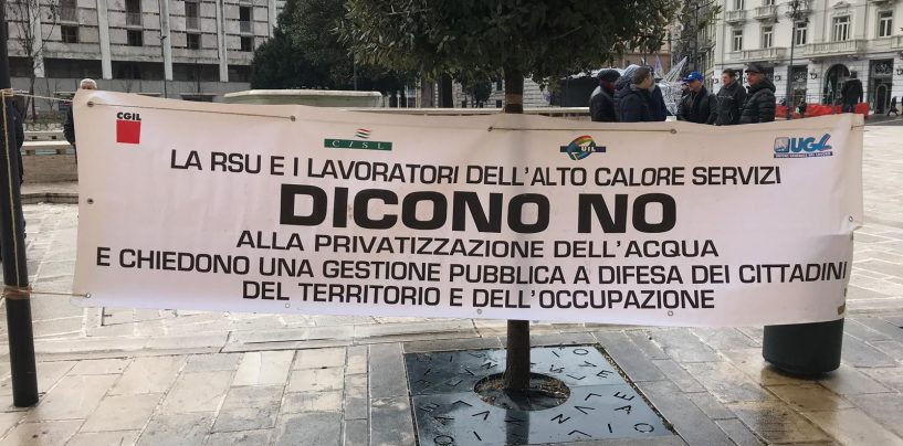 """Alto Calore, Cioffi (Cgil): """"L'Irpinia rappresenti un'esperienza di avanguardia nella gestione pubblica"""""""
