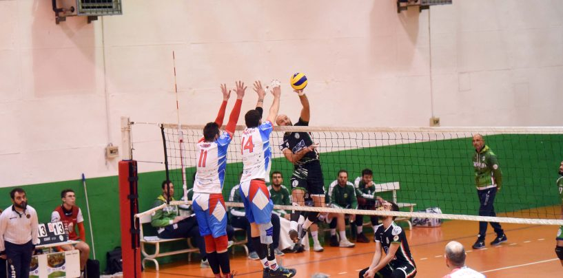 Atripalda Volleyball, un altro k.o.: passa Taranto