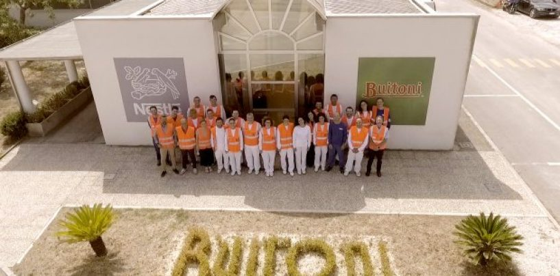 Dal Hub di Benevento al mondo, la creazione della pizza in diretta dallo stabilimento Buitoni