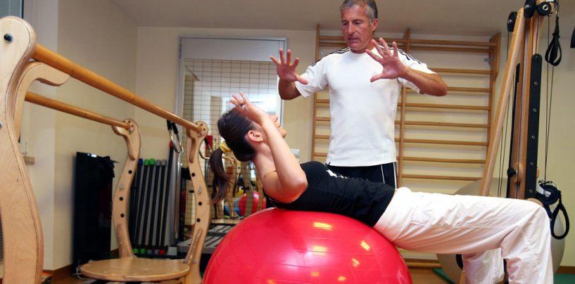 Ginnastica posturale, al Coni i corsi di formazione della Scuola Regionale dello Sport