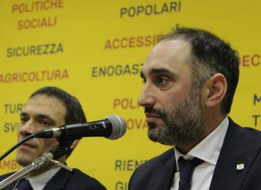 """""""Progetto Ariano"""": la fotogallery della conferenza di Maraia, Gubitosa e Sibilia"""