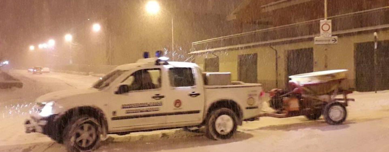 "Meteo, Protezione civile: ""Brusco calo di temperature, neve e gelate in Campania"""
