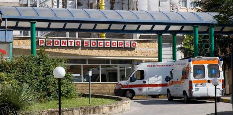 Benevento: giù dal terzo piano, grave un 60enne