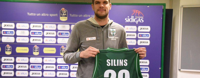 Sidigas, dopo l'infortunio inizia l'allenamento differenziato per Silins