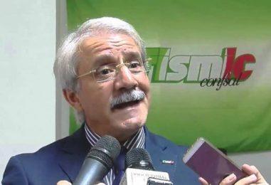 """Fismic, Zaolino: """"Accordo all'Hs su formazione per ridurre la Cigo"""""""