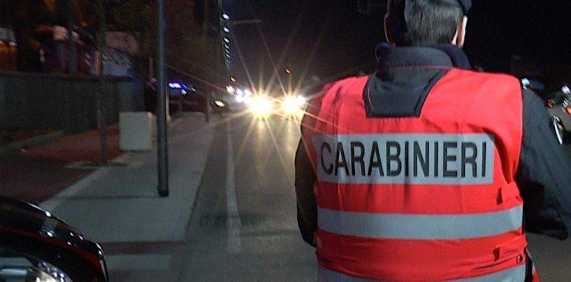 Posti di blocco e perquisizioni: il bilancio dei controlli dei carabinieri in Alta Irpinia