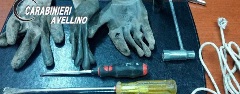 Un 32enne tenta di rubare il rame in stazione: colto in flagrante dai carabinieri