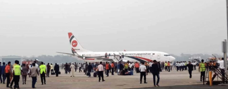 Dirottamento aereo in Bangladesh, sospettato ucciso dalle forze speciali