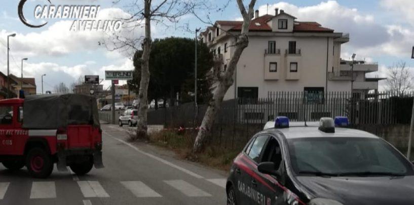 Fuga di gas a Grottaminarda: chiusa al traffico una strada
