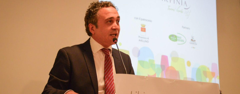 """Vini d'Irpinia, Di Marzo riconfermato alla guida del consorzio: """"Pronti ad accelerare sulla promozione dei nostri vini"""""""
