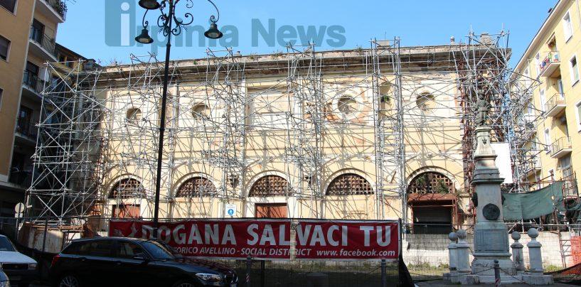 Dissequestrato il piazzale dell'ex Dogana, ora via alla ricostruzione