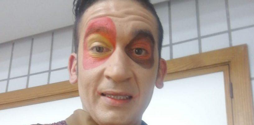Carmine Ioanna vola in Sud America: in tournée con il Cirque du Soleil