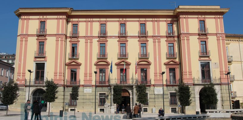 Emergenza Coronavirus, chiusura uffici Palazzo della Cultura e complesso monumentale Carcere Borbonico fino al 3 Aprile