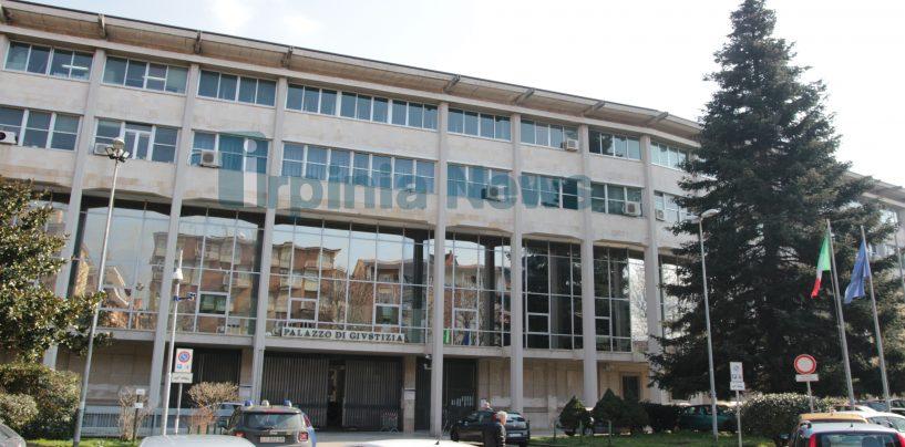 Tribunale di Avellino, il 9 dicembre al via i lavori per la prevenzione incendi