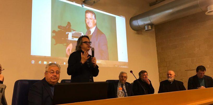 """Tributo del mondo del giornalismo a Di Nunno, Verna: """"Aveva sguardo critico, ha lasciato il segno"""". Marzullo: """"Ho iniziato con lui"""""""