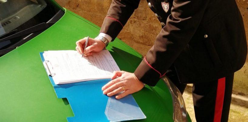 Scoperta officina abusiva a Montoro: il titolare dovrà pagare 5mila euro di multa