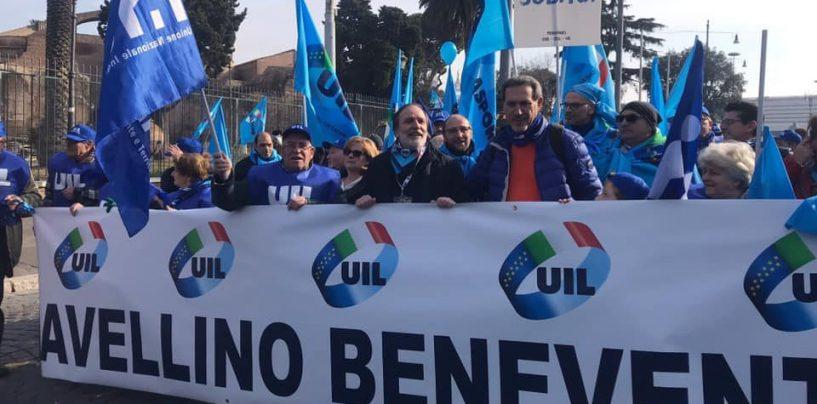 """Emergenza lavoro, Simeone (Uil) chiama Cgil e Cisl: """"Serve azione unitaria"""""""