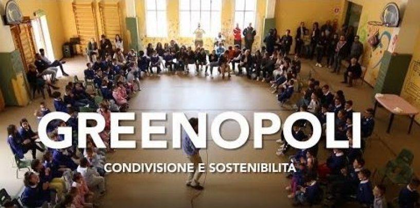 """""""Non parcheggiare il tuo senso civico"""", il progetto di Greenopoli nelle scuole di Aiello del Sabato"""