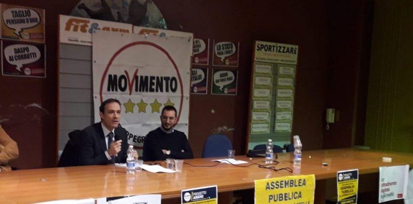 Mario Iuorio candidato sindaco M5S: con noi Ariano ha la possibilità di voltare pagina