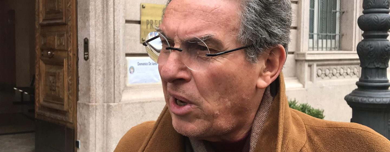 Montoro, ultimi botti elettorali con l'annuncio shock di Bianchino