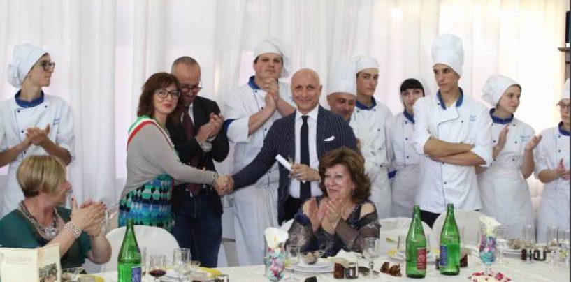 """Al Vanvitelli di Lioni riparte """"A tavola con le nonne"""" di Bisaccia"""