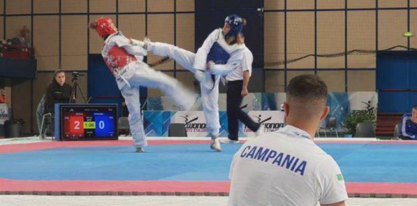 Internazionali di Taekwondo, bottino importante per il team D'Alessandro