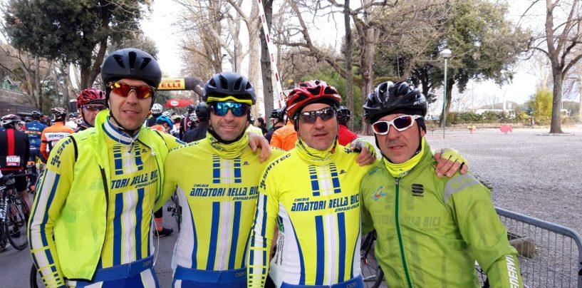Una domenica di successi per il Circolo Amatori della Bici