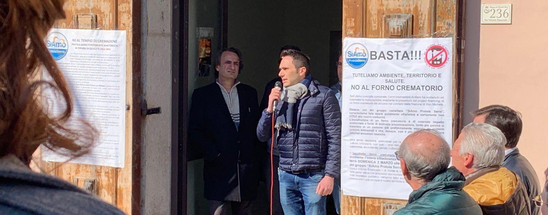 No al tempio per la cremazione: la nota di SiAmo Pratola Serra