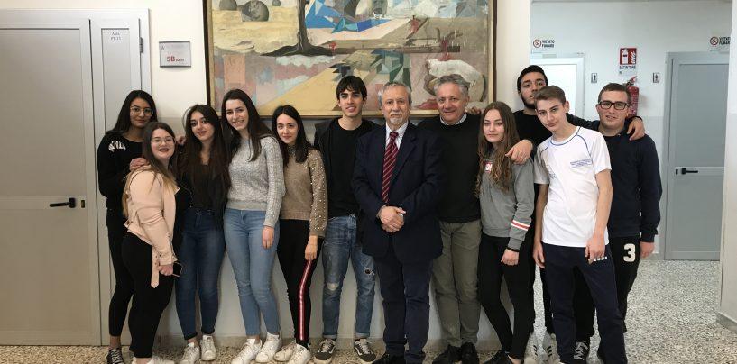 """""""La tua idea di impresa"""", tra i finalisti gli studenti del Ruggero II di Ariano"""
