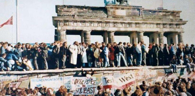 Il muro di Berlino, a 30 anni dalla caduta una mostra che ne ripercorre la storia