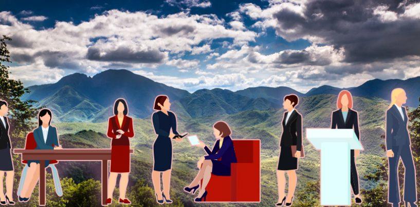 Quote Rosa: l'Irpinia è da primato, ma la politica è tutt'altro che donna