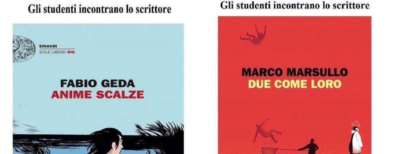 Einaudi promuove la lettura nelle scuole irpine: appuntamento all'Amabile e al Colletta