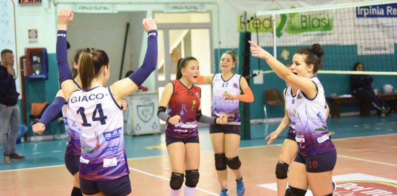 Green Volley, tie-break amaro: vince il Marano 3 a 1. Esordio vincente per l'under 13