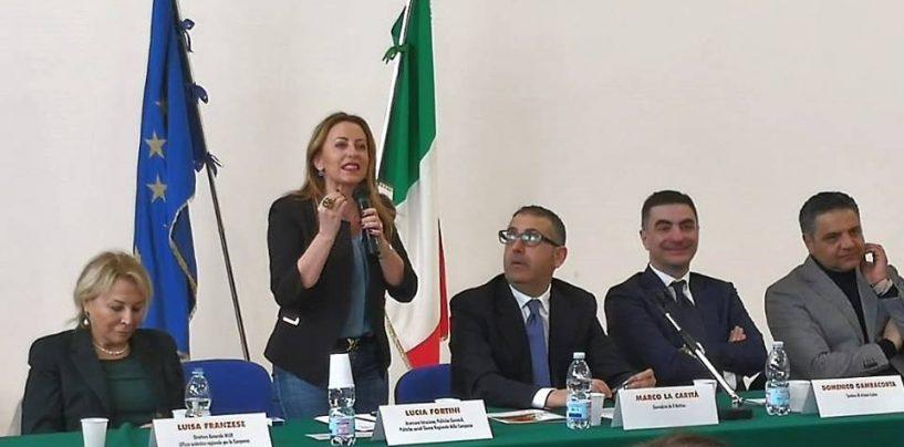 """Scuola, l'appello di Fortini a Bussetti: """"Un piano Marshall per gli istituti campani"""""""
